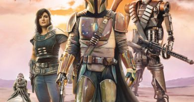 Disney plus serie The Mandalorian hit in EU